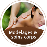 Modelages relaxants